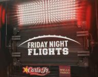 Friday Night Flights: Week 9