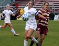BGA falls in defense of DII-A state soccer title