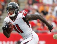 Athlete Look Back: Atlanta Falcons star Julio Jones could've been a track legend