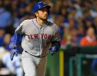 Mets' Travis d'Arnaud gives high school a World Series participant for third straight year