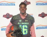 Receiver Keith Gavin relishes opportunity to be Under Armour All-American