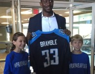 Tennessee Titans send special gifts to injured football player Baylor Bramble