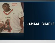 Texas high school retires Jamaal Charles' jersey