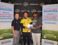 Saguaro's (Ariz.) Byron Murphy receives U.S. Army All-American Bowl jersey