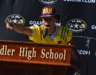 Army All-American Chase Lucas gets jersey, commits to Arizona State