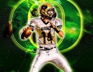 Ryan Kelley, nation's top remaining uncommitted 2017 QB, is off the board to Oregon