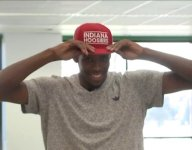 Power forward recruit De'Ron Davis chooses Indiana over Mississippi State