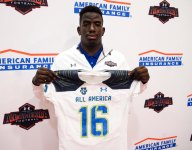 Under Armour All-American Willie Allen using football as a platform for something more
