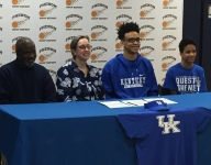 Sacha Killeya-Jones makes it official with Kentucky, says Cats will add more