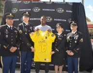 For Army All-American receiver Javon McKinley, numbers only part of the story