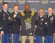 Army All-American Shaquille Quarterman honors uncle, says he's locked in with Miami