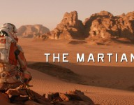 Lost in Space: The Martian Review