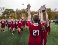 CVU captures record 5th straight D-I girls soccer crown