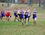Lexington cross country sweeps regional championships