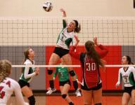 Newark Catholic volleyball beats Utica, wins district