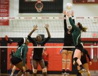 Leon volleyball 'rocks the block' to playoff win over Lincoln