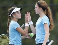 Ursuline doubles duo and Sydney Kaplan finish as runner-ups at states
