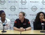 All videos from Kentucky high school basketball media day