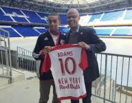 Wappingers Falls' Adams promoted to Red Bulls senior team