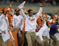 Clemson starts No. 1 in College Football Playoff Poll