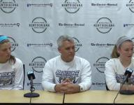 Video | Providence girls at The CJ basketball media day