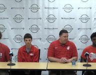 Video | Jeffersonville boys at The CJ basektball media day