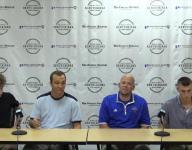 Video | North Harrison boys at The CJ basketball media day