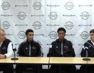 Video | New Albany boys at The CJ basketball media day
