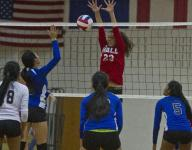 Mulligan(s), Rising lead Pinelands girls volleyball to historic win