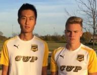 Four locals represent area in All-American soccer game