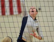 Eagles spikers end Dogs' season for second straight year, reach district finals