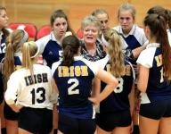HS volleyball: Cathedral one match away from its place in history