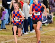 Local teams, individuals vie for cross country titles