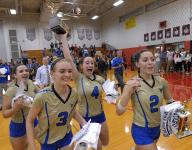 Webster Schroeder tops Mercy for volleyball crown