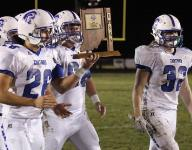 HS football: Chatard's defense stops defending state champs