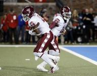 First college touchdown, school record for Gardner