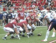Arkansas rolls into Oxford looking for 3rd straight