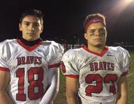 Football: Salinas stars as Manalapan rolls past Howell