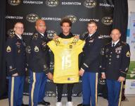 Saguaro's Byron Murphy receives U.S. Army All-American Bowl jersey