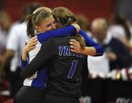 Tritons go down swinging at state