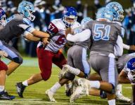 Dorman proves too strong for Riverside