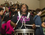 Pep rallies come from the students with love