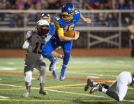 M-E logs 6th straight sectional football title