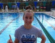 Cape's Megan Galbreath wins state diving title