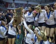 HS volleyball: No. 1 Cathedral wins state title, completes first undefeated season