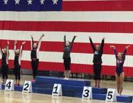 Rocky's Autumn Bottke wins gymnastics state title
