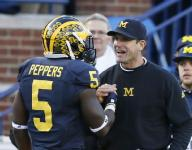 Harbaugh, U-M didn't let up in 49-16 win vs. Rutgers