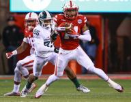 Nebraska stuns MSU 39-38 on controversial touchdown