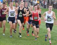 Mason boys' cross country state runner-up, Horter third