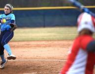 Enka softball loses Olinger to Florida school